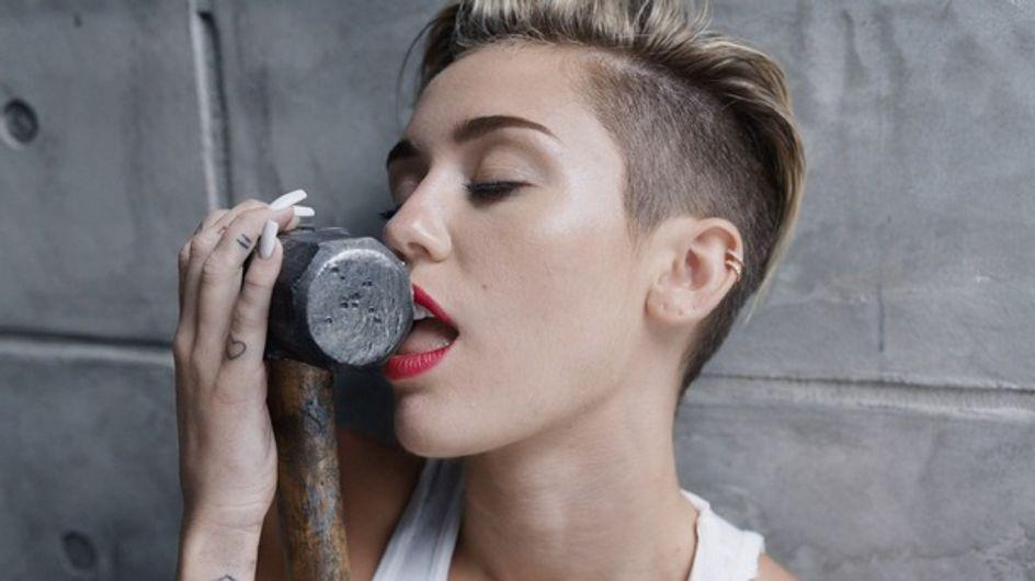 Miley Cyrus : Retour sur une année 2013 riche en scandales !