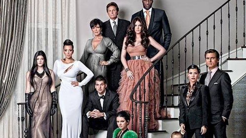 Kardashian-Clan: Partnerlook-Pyjamas an Weihnachten