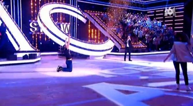 Norbert remporte le trophé Ice Show