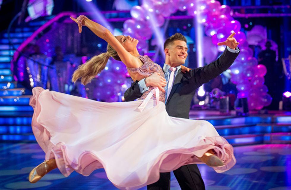 Abbey Clancy struggling to cope with Strictly Come Dancing pressure