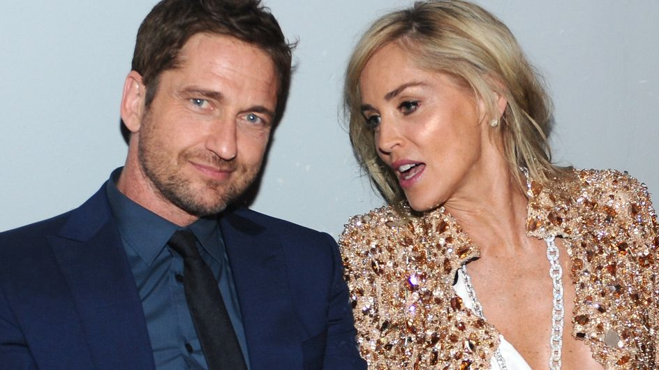 Sharon Stone & Gerard Butler: Läuft da was?