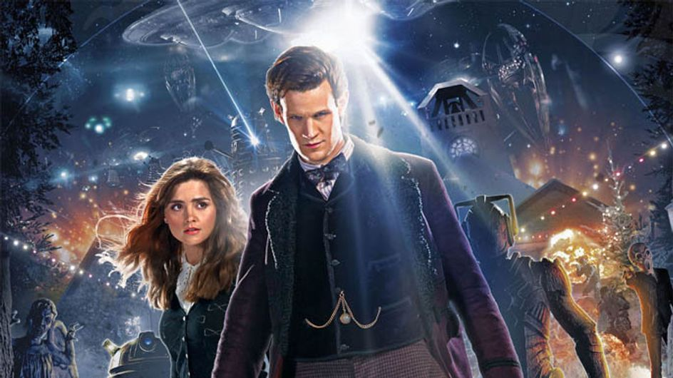 WATCH: New, longer Christmas Special Doctor Who trailer is here!