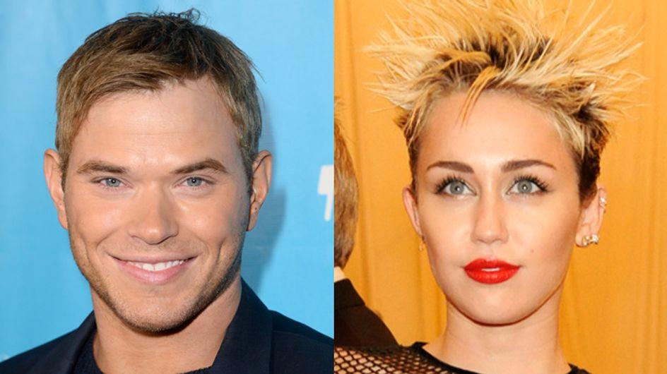 Is Miley Cyrus dating Twilight hunk Kellan Lutz?