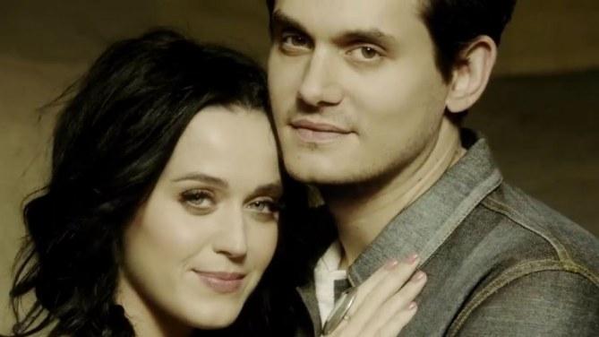 Katy Perry et John Mayer