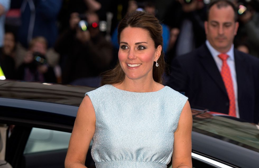 Kate Middleton : On copie son look nacré pour les Fêtes