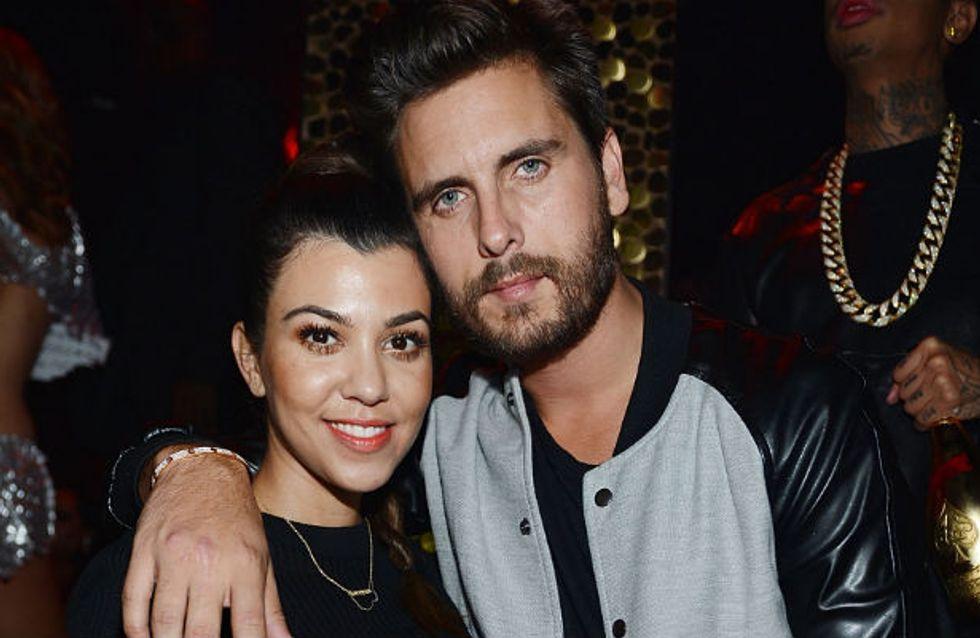 Kourtney Kardashian and Scott Disick are reportedly 'living apart'