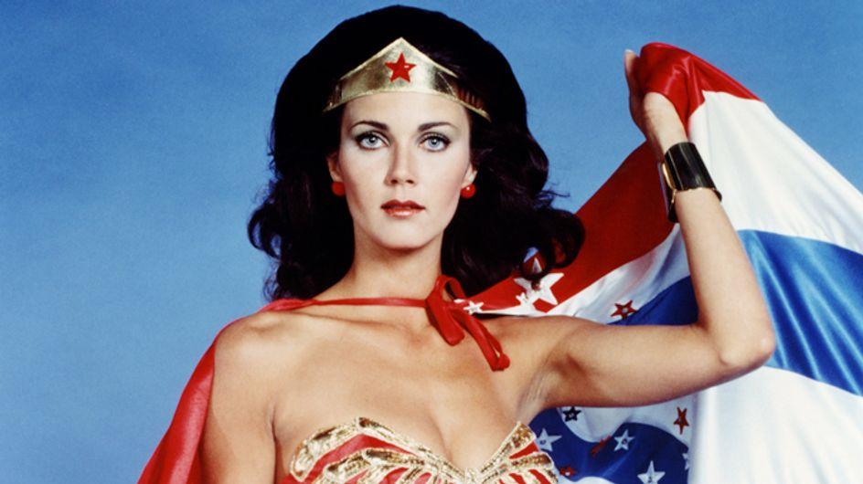 She's back! The Evolution of Wonder Woman