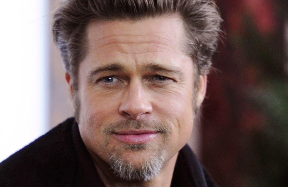 Brad Pitt : Il n'avait pas envie de souffler ses 50 bougies