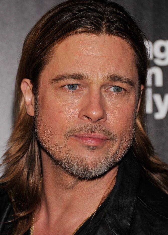 Brad Pitt, sex symbole à Hollywood