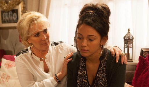 Liz comforts Tracy