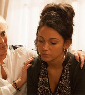 Coronation Street 01/01 – Tina is furious at Peter