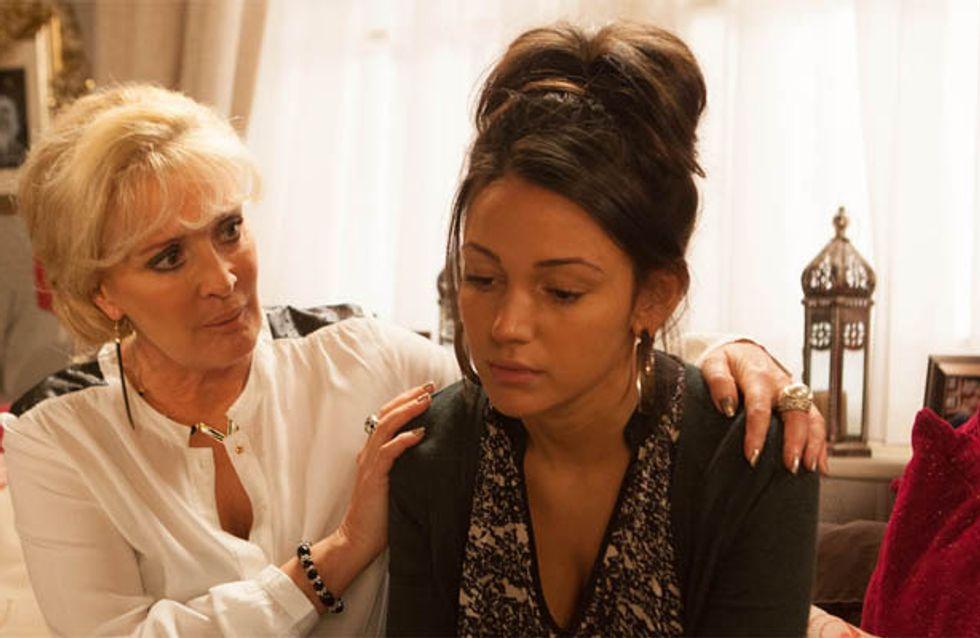Coronation Street 01/01 – Tina is furious at Peter