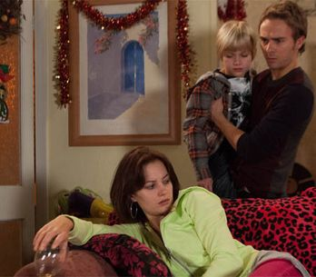 Coronation Street 03/01 – Kylie sinks to new lows