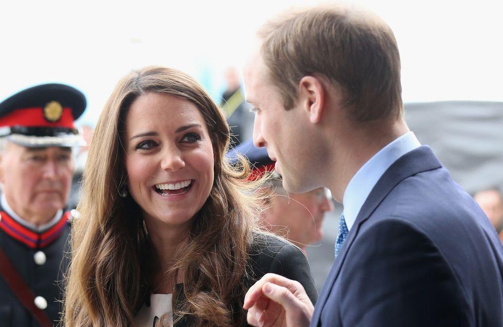 Kate Middleton : Les SMS coquins du prince William dévoilés
