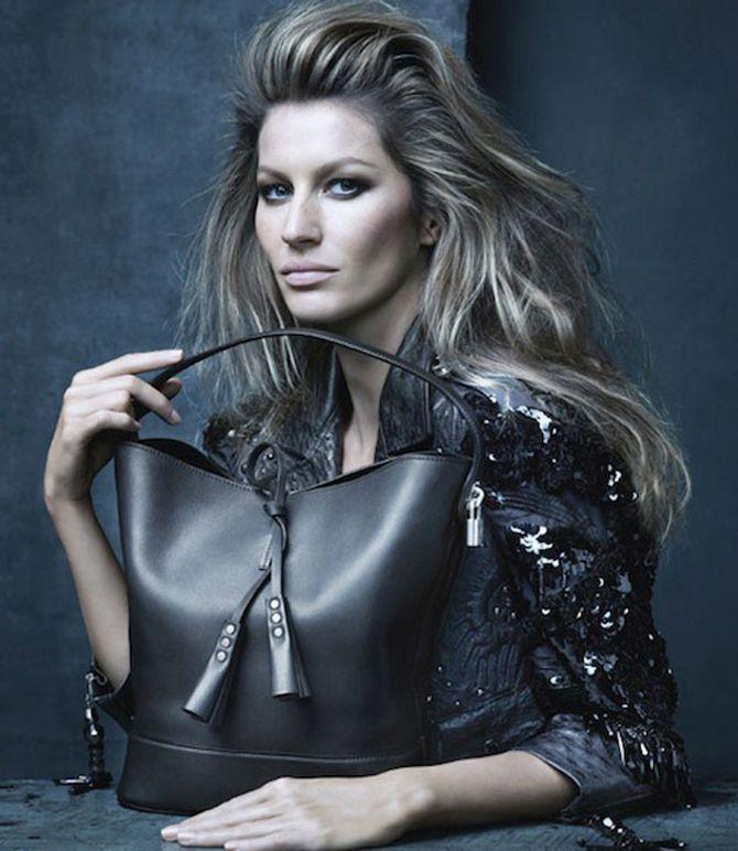 Gisele Bündchen pour Louis Vuitton 2014