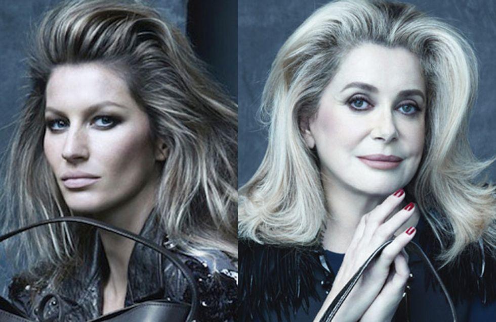 Gisele Bündchen, Catherine Deneuve... La dernière campagne Marc Jacobs-Louis Vuitton