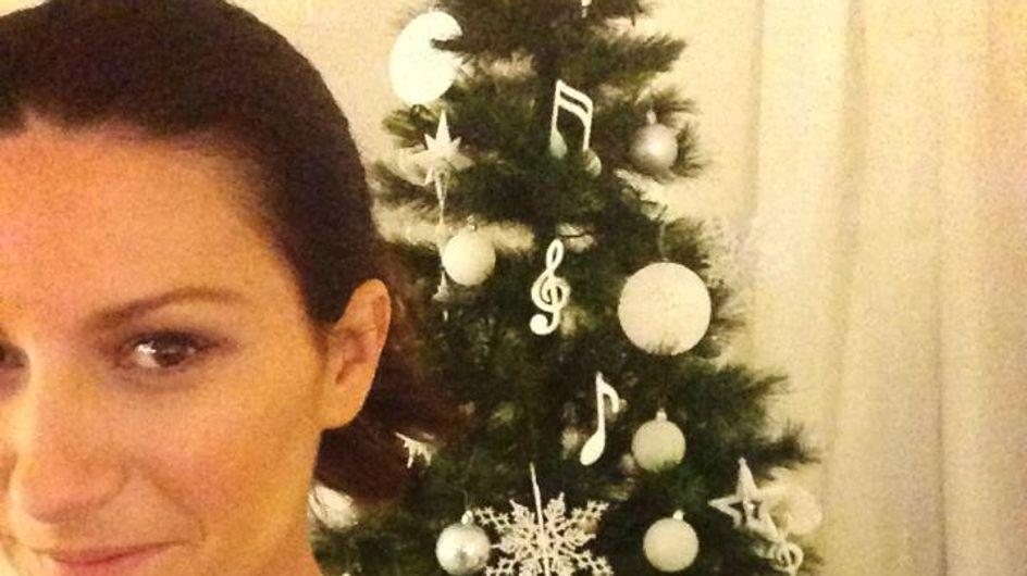 Selfie-mania per Laura Pausini