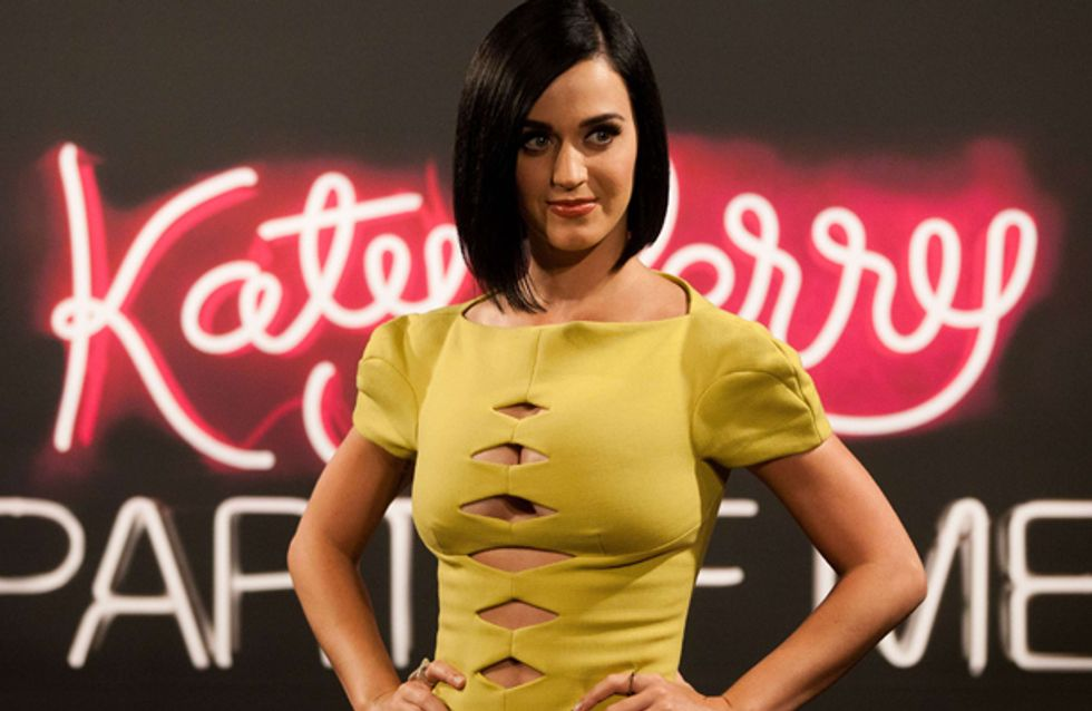 Katy Perry boasts about her new 2014 tour ​Prismatic