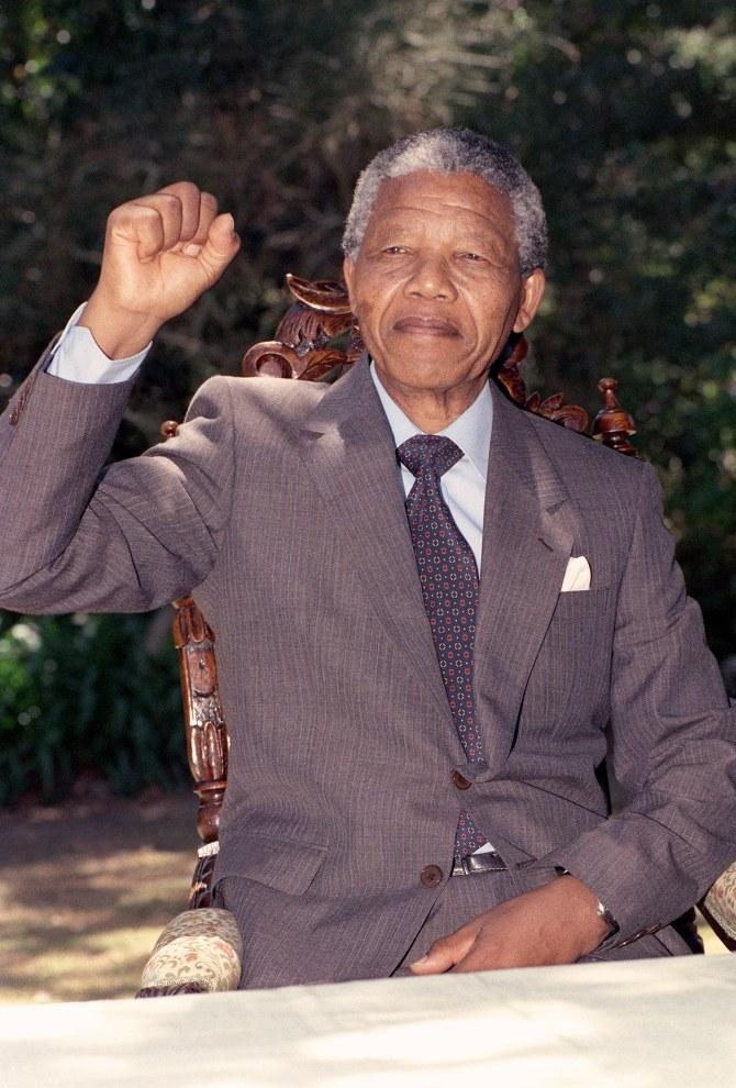 Nelson Mandela, la légende s'éteint à 95 ans