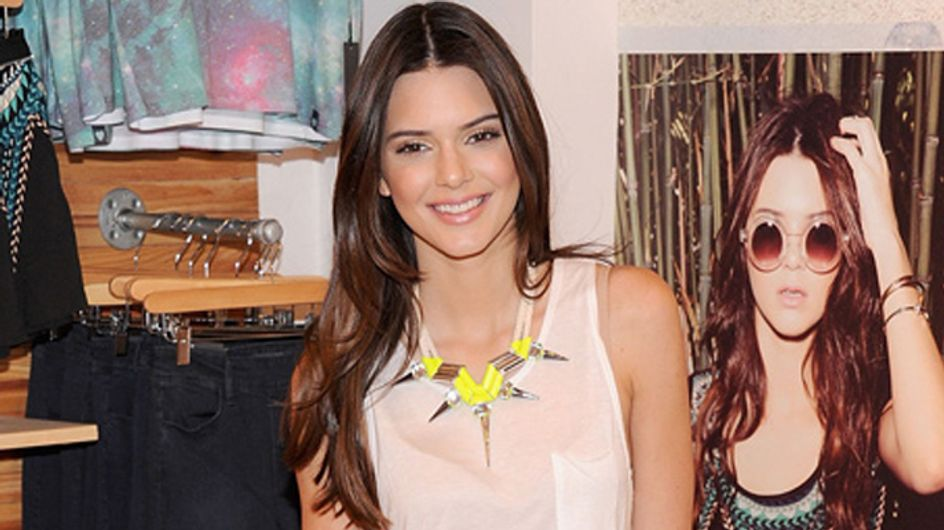 Fake beauty alert: Did Kendall Jenner get lip injections?