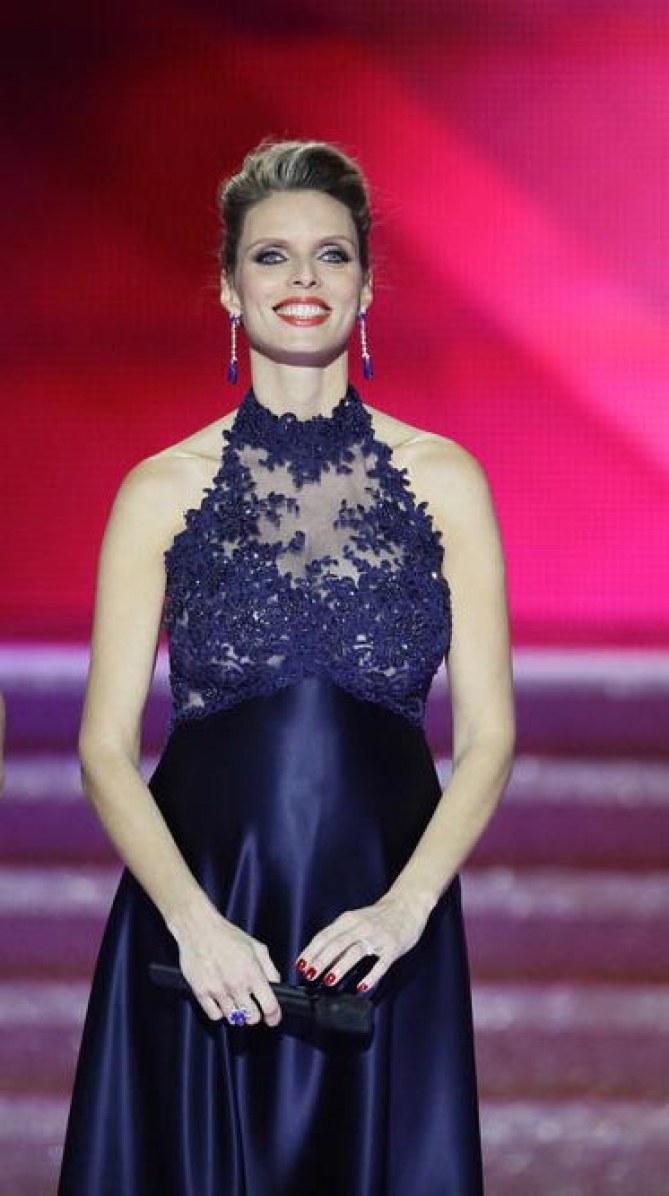 Sylvie Tellier élection Miss France 2014