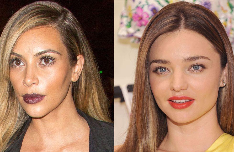 Miranda Kerr, Kim Kardashian… Ces stars qui nous ont agacées en 2013