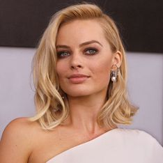 Margot Robbie Dishes All on Sex Scene with Leo DiCaprio in The Wolf of Wall Street