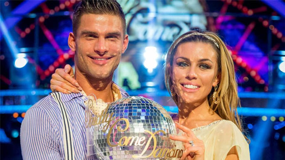 Abbey Clancey is crowned the winner of Strictly Come Dancing 2013