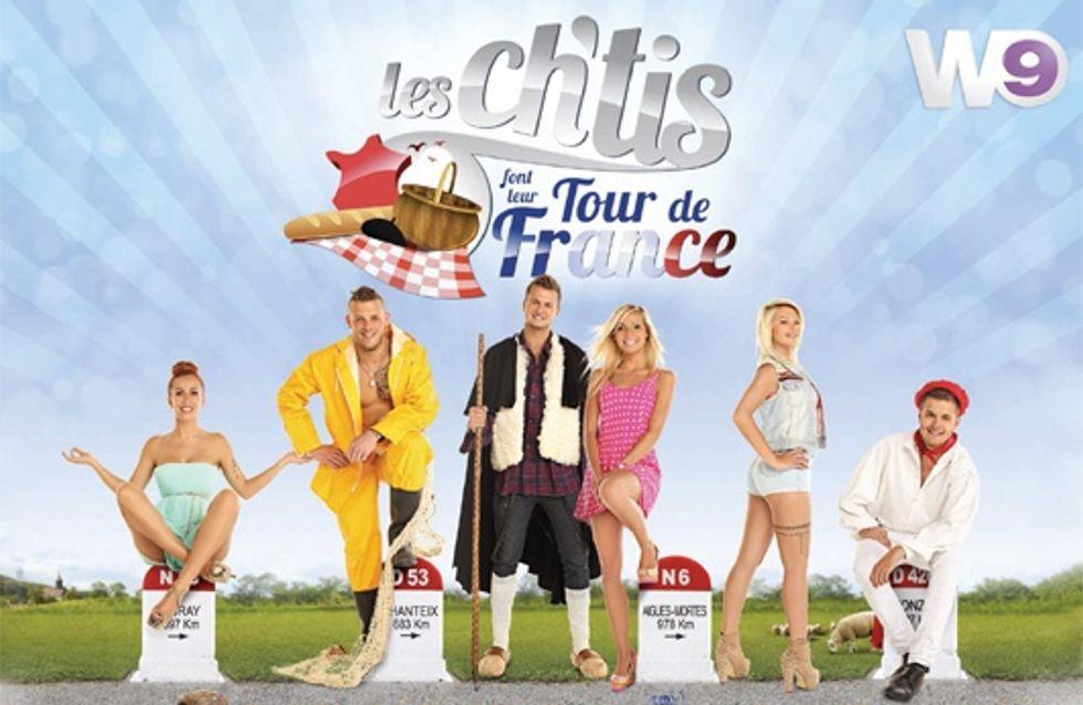 Les Ch'tis s'embarquent pour un Tour de France de folie (vidéo)