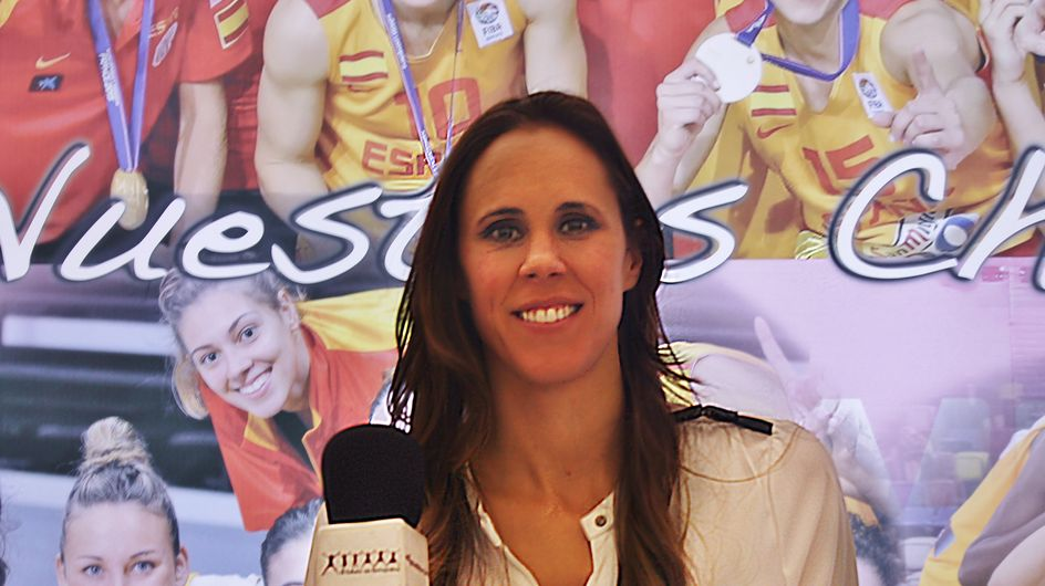 """Amaya Valdemoro: """"Incluso en los malos momentos siempre hay una pequeña esperanza"""""""