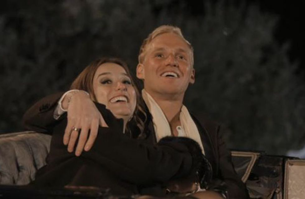 Jamie Laing finally wins over Lucy Watson in the Made in Chelsea finale!