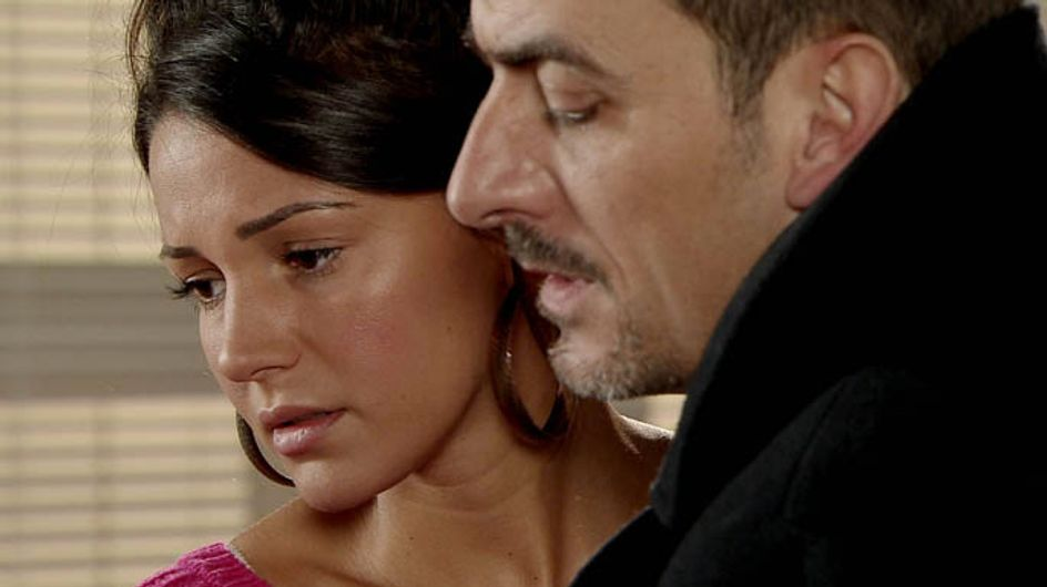 Coronation Street 06/01 – Tina gets Peter into trouble