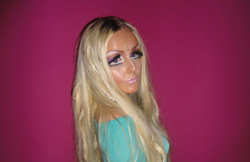 Barbie® : Lhouraii Li, prête à tout pour lui ressembler (Photos)