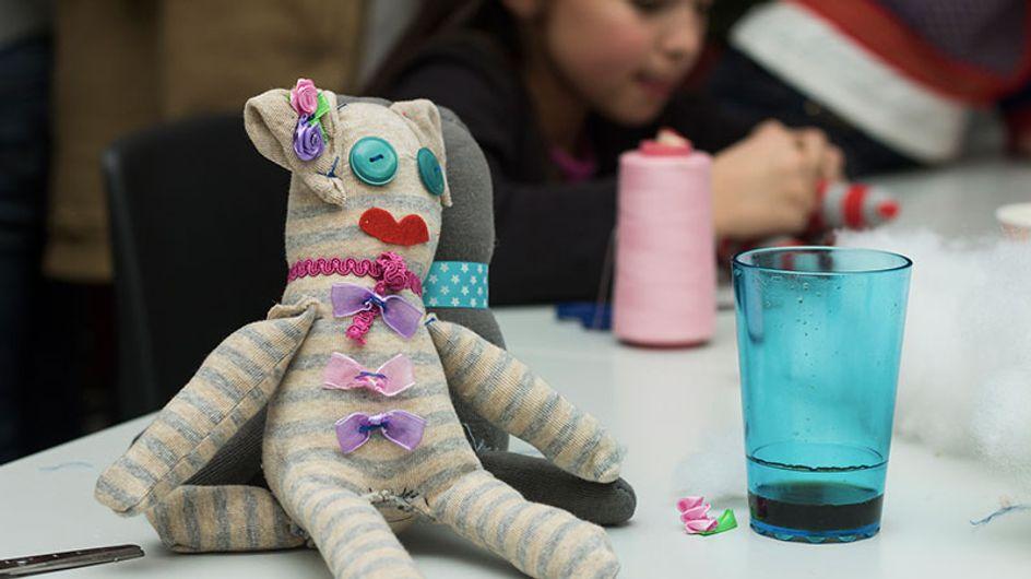 Kids Design Studio: workshops voor kids
