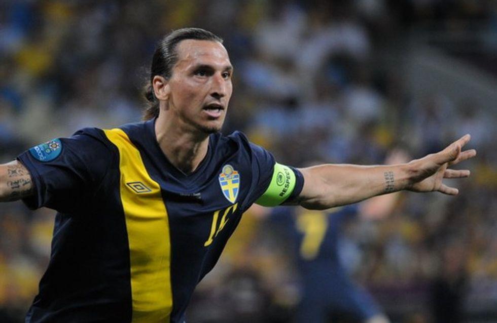 Zlatan Ibrahimovic : Supermacho a encore frappé !