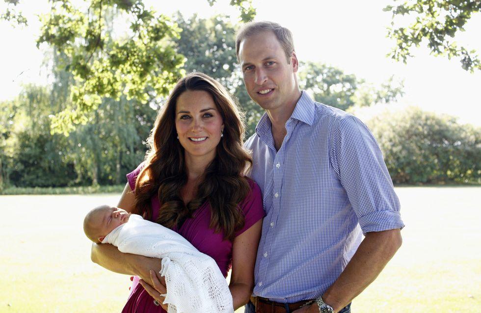 Kate et William : Prêts à enfreindre les règles pour George !