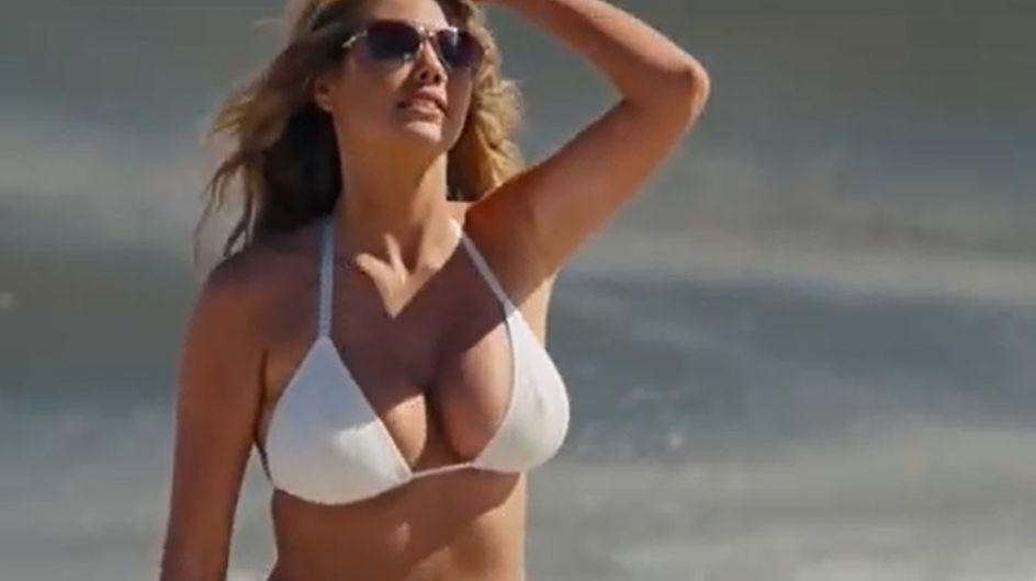 Kate Upton : Des débuts très hot au cinéma (vidéo)