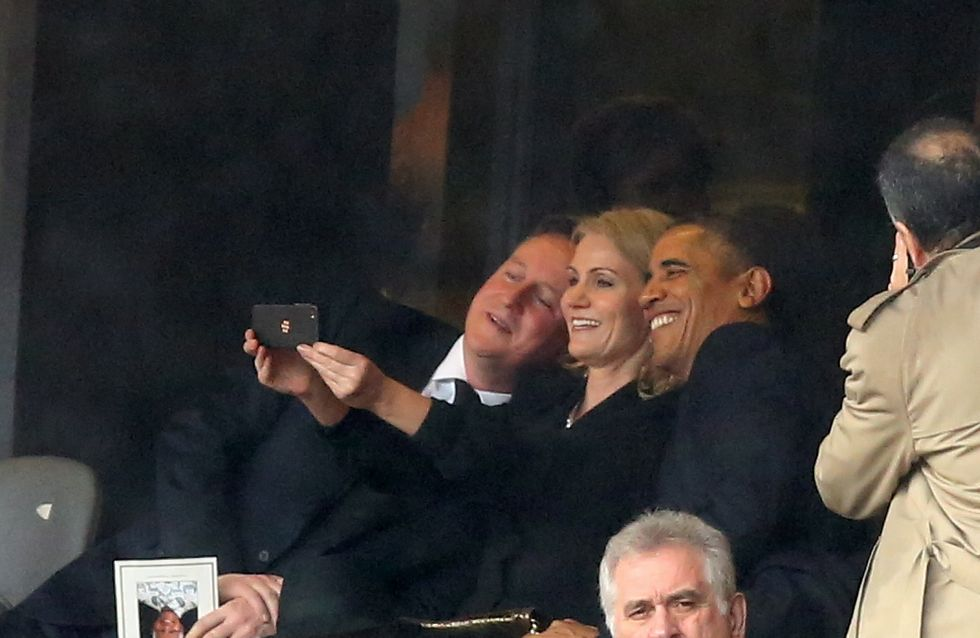 En 2013 los famosos nos enseñaron un nuevo término: selfie. ¡Descubre los mejores!