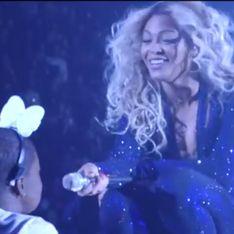 Beyoncé : Elle réalise le rêve d'une petite fille atteinte d'un cancer (vidéo)