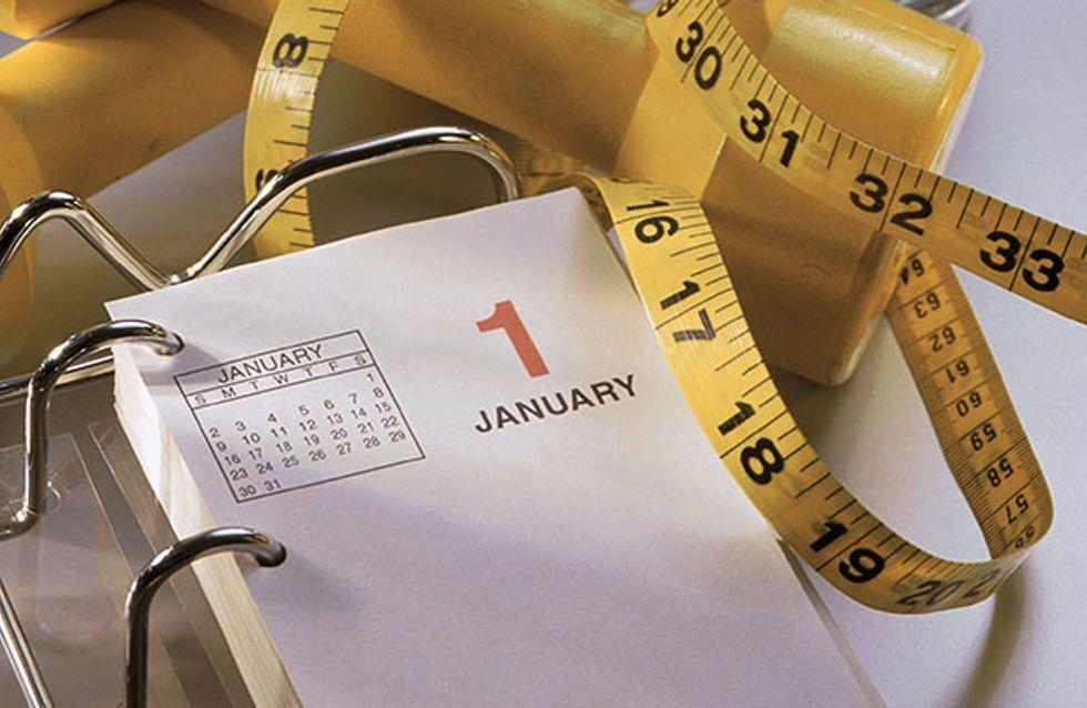 Nieuwjaarsvoornemens: zo houd je ze in 2014 wél vol!