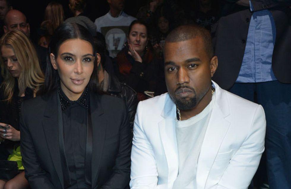 Kim Kardashian reveals her Christmas gift from Kanye West