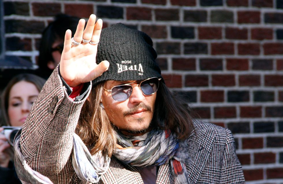 Johnny Depp : Il offre 50 000 dollars de bijoux à Amber Heard