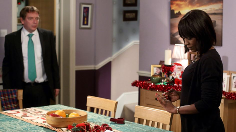 Eastenders 07/01 – Ian is forced to face reality