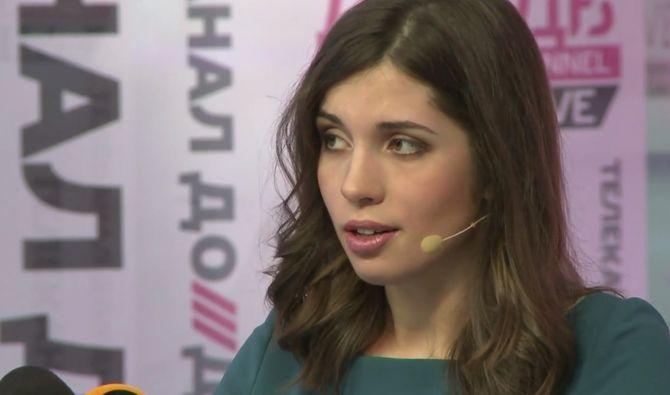 Nadejda Tolokonnikova