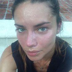 Adriana Lima sans maquillage, ça donne ça ! (Photos)
