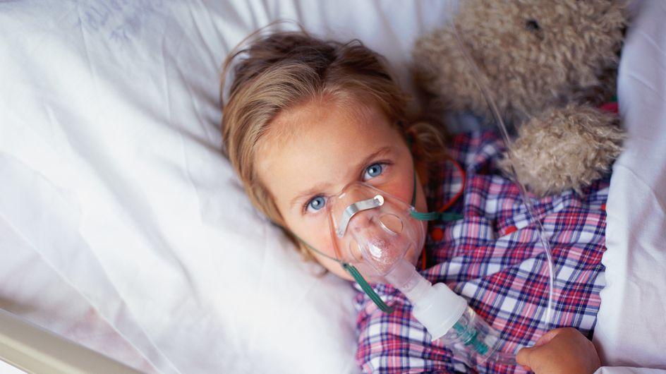Bimbi nati in autunno a rischio asma