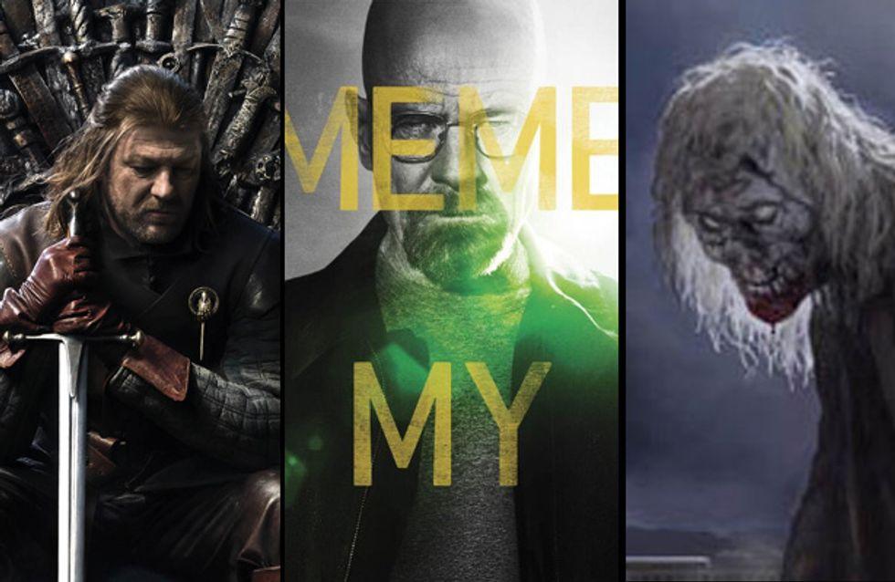 Séries TV : Découvrez le top 10 des séries les plus piratées de l'année