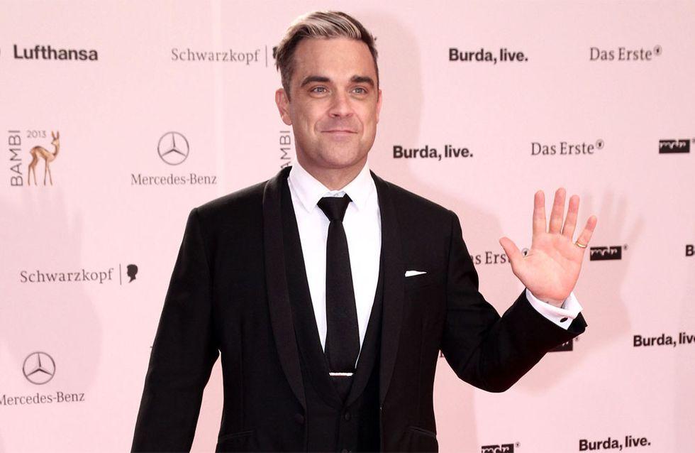 Robbie Williams: Süchtig nach seiner Tochter