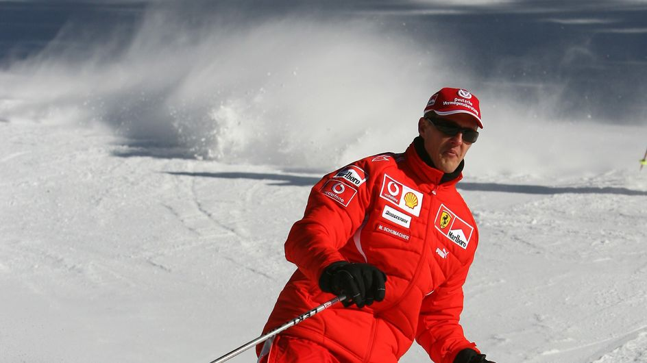 Schumacher in fin di vita