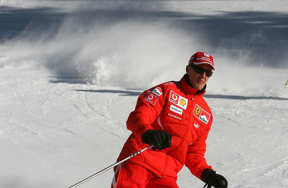 Schumacher in fin di vita